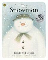 The Snowman by Briggs, Raymond