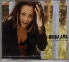 (BL204) Shola Ama, You're The One I Love - 1997 CD