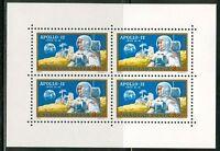 HUNGARY-1970.Souv.Sheet - Apollo 12 (space) MNH! Mi 2576