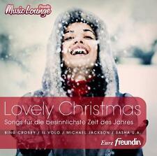 LOVELY CHRISTMAS (amica musiclounge) CD album tracks 20 (2012) NUOVO & OVP