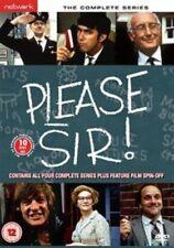 Please Sir Complete Series 5027626289348 With Erik Chitty DVD Region 2