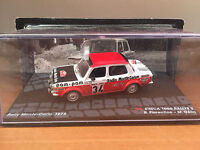 """DIE CAST """" SIMCA 1000 RALLYE 2 RMC - 1973 M. GELIN """" PASSIONE RALLY SCALA 1/43"""