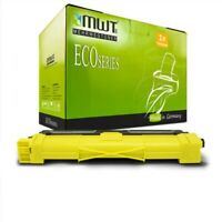 MWT Eco Cartucho Amarillo Compatible para Brother MFC-9130-CW DCP-9015-CDW