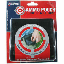 Crosman Pellet Pouch Belt Holder Air Rifle Pistol Airgun Co2 Gun 0529