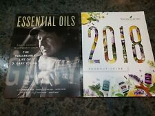 This Young Living Essential Oils Product  Guide & Magazine Life Of D. Gary Young
