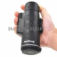 18x62  Zoom Monocular Maritime Telescope Spyglass Spotting Scope Toys Gift