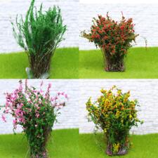 Mini Bush Trees DIY sand table model accessories Street SceneryLayoutLandscape*-