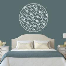 Wall Decal Vinyl Sticker Mandala Family Symbol Ornament Indian Geometric r650