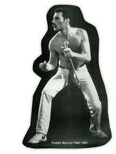 "Freddie Mercury BW sticker decal 3"" x 5"""