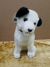 "Nipper Victor Edison Dog 12"" Stuffed Plush RCA Doll #33-2174 Dakin And Company"