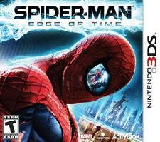 Spider-Man: Edge of Time - Nintendo 3DS Game Only