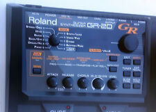 Roland GR 20 - Guitar synth GK system - excellent look pro1