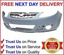 Front Bumper Primed Vauxhall Corsa D 2006-2011 Brand New High Quality