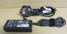 Adaptador de corriente Toshiba 15 V 4 A 75 W-Modelo: PA3377E-2ACA