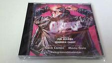 """ORIGINAL SOUNDTRACK """"GREASE EL MUSICAL"""" CD 19 TRACKS MANU GUIX BSO OST"""