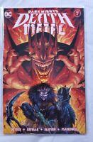 DARK NIGHTS: DEATH METAL #7 (TYLER KIRKHAM EXCLUSIVE TRADE VARIANT) ~ DC Comics