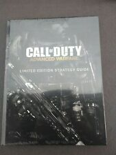 Call of Duty Advanced Warfare Limited edition Strategy Guide New sealed