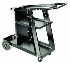 Welding Cart Plasma Cutter Steel Welder Mig Storage Hot Max WC100 New