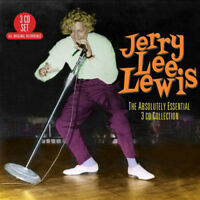 Jerry Lee Lewis : The Absolutely Essential Collection CD (2016) ***NEW***