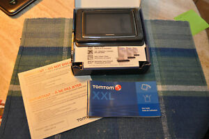 TomTom XXL 540M - US (including Puerto Rico), Canada & Mexico Lifetime Maps