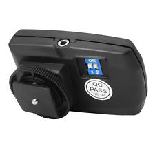 FOTGA Flash Speedlite Wireless Remote Trigger PT-04TM Single Radio Transmitter