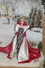 Barbie Silkstone relookée Création Couture OOAK Retour expo état parfait