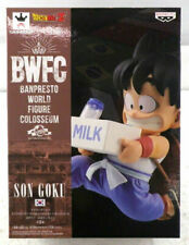 Dragon Ball Z BWFC Goku Milk Part.7 Son Goku A (Normal Color ver.) Banpresto***