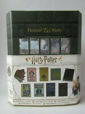 Harry Potter - Rare Flourish & Blotts Pin Set - New