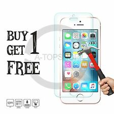 Tempered Glass 100% Clean Film Screen Protector for Apple iPhone SE Mobile Phone