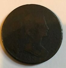 1798 DRAPED BUST LARGE CENT CIRCULATED READ PLEASE #C4811