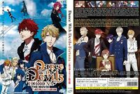 ANIME DVD Dance With Devils-Fortuna(The Movie)Eng sub&All region FREE SHIP+GIFT
