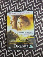 Dakota Fanning, Kurt Russell-Dreamer DVD NEW