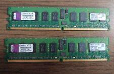 Memory - KVR400D2D8R3K2/4G-4GB-4GB (Kit of 2)