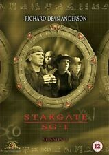 STARGATE SG1 SERIES 1 BOX SET - DVD - REGION 2 UK