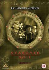 STARGATE SG1 SERIES 1 BOX SET - DVD - REGION 2 UK