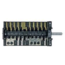 Original Sélecteur Interrupteur Siemens Neff 183598 Doppelbacköfen B & S