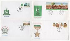 2000 - 2001 PAKISTAN - 4 x First Day Covers JOB LOT