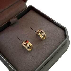 Messika Move Romaine Mini Hoops Earrings