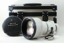 MINOLTA AF APO TELE 300mm F2.8 G HIGH SPEED Lens With Original Case #EL0089