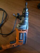 RIDGID R7111 8-Amp 1/2 in Heavy Duty Variable Speed Reversible Drill