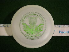GLO 91 NAT. DOUBLES CHAMPIONSHIPS INNOVA CHAMPION SAN MARINO AERO MINI GOLF DISC
