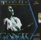 Basi musicali Per Soprano Vol.1 Orchestra Compagnia D'Opera Italiana - CD