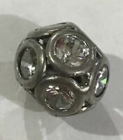 Michael Anthony Sterling Silver Italy Bead Charm
