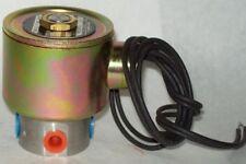 "Skinner Parker Cardox 1/4"" 2 Way NC Solenoid Valve 7-061-0028 120VDC V5L26985"