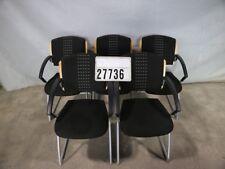 5 Stück Sedus Freischwinger Konferenzstuhl Besucherstuhl Stuhl #27736