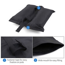 Windproof Tent Leg Weight Fixed Sand Anchor Bag for Canopy Awning Tent Ld