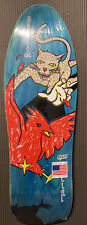 New Re-Issue Schmitt Stix Chris Miller Cat & Bird Vintage skateboard old school