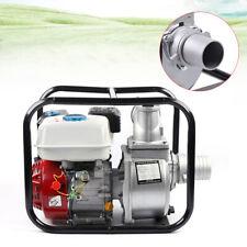 75hp Water Transfer Pump Gas Powered Water Pumps High Pressure Irrigation 36l