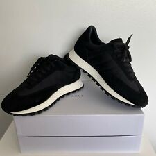 Mens ARNE Black Racer Sneakers with Box (Worn Once Excellent Condition) Size 8