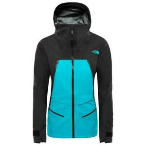 NWT WOMENS THE NORTH FACE PURIST JACKET $550 M Black/Blue Steep Series